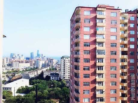 3-комн. новостройка - м. Гянджлик - 156 м²