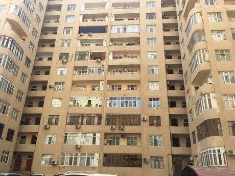 3 otaqlı yeni tikili - Badamdar q. - 95 m²