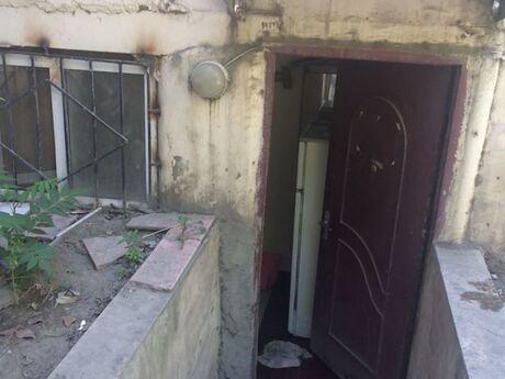1 otaqlı köhnə tikili - Nəsimi r. - 12 m²