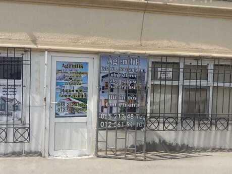 2 otaqlı ofis - Dərnəgül m. - 34 m²
