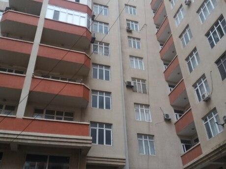3 otaqlı yeni tikili - Nizami r. - 140 m²