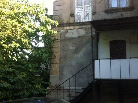 1 otaqlı köhnə tikili - Nizami m. - 18 m²