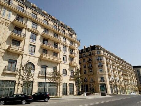 4 otaqlı ofis - Xətai r. - 142 m²