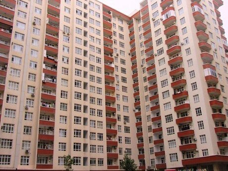 4-комн. новостройка - м. Проспект Азадлыг - 170 м²