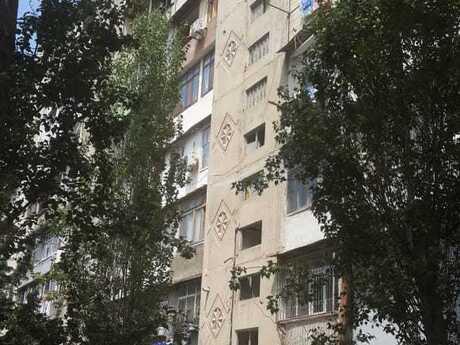 5 otaqlı köhnə tikili - Nizami m. - 120 m²