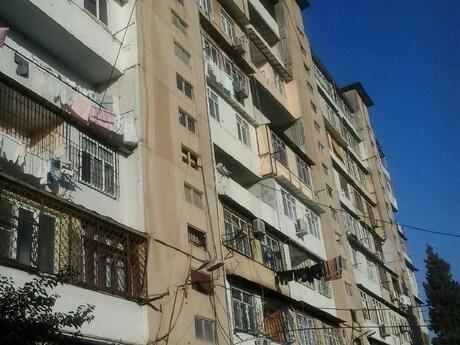 5 otaqlı köhnə tikili - Gənclik m. - 120 m²