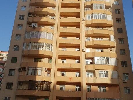 3 otaqlı yeni tikili - Yeni Yasamal q. - 129 m²
