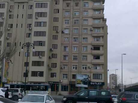 7 otaqlı yeni tikili - Nərimanov r. - 175 m²