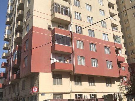 3 otaqlı yeni tikili - Memar Əcəmi m. - 65 m²