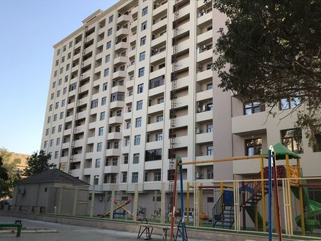 2-комн. новостройка - пос. Бакиханова - 70 м²