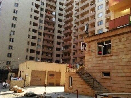 2 otaqlı yeni tikili - Yeni Yasamal q. - 110 m²