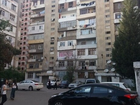 1-комн. вторичка - Бинагадинский р. - 33 м²