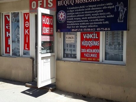 1 otaqlı köhnə tikili - Əhmədli m. - 17 m²