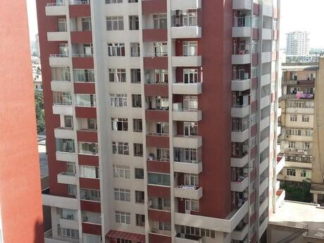 2 otaqlı yeni tikili - Qara Qarayev m. - 57 m²