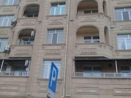3 otaqlı köhnə tikili - Nizami m. - 80 m²