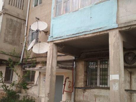 5 otaqlı köhnə tikili - Həzi Aslanov m. - 100 m²