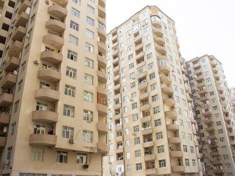 3 otaqlı yeni tikili - Həzi Aslanov m. - 105 m²