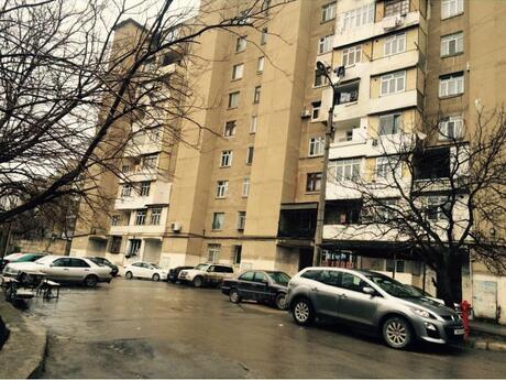 2 otaqlı köhnə tikili - Əhmədli m. - 62 m²
