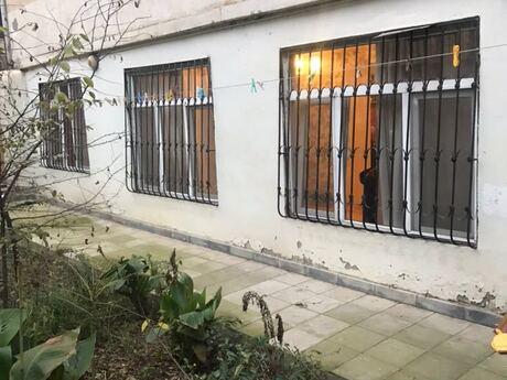 2 otaqlı köhnə tikili - Nərimanov r. - 85 m²