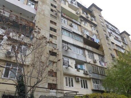 2 otaqlı köhnə tikili - Nəsimi m. - 42 m²