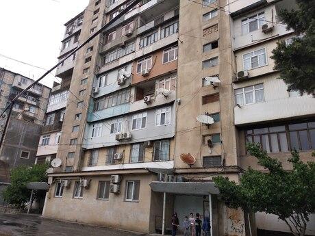 4 otaqlı köhnə tikili - Nəriman Nərimanov m. - 100 m²