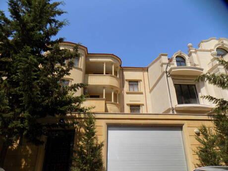 7 otaqlı ev / villa - Nərimanov r. - 580 m²