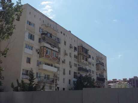 5 otaqlı köhnə tikili - Şah İsmayıl Xətai m. - 100 m²