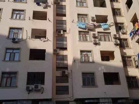 2-комн. вторичка - м. Нариман Нариманова - 56 м²
