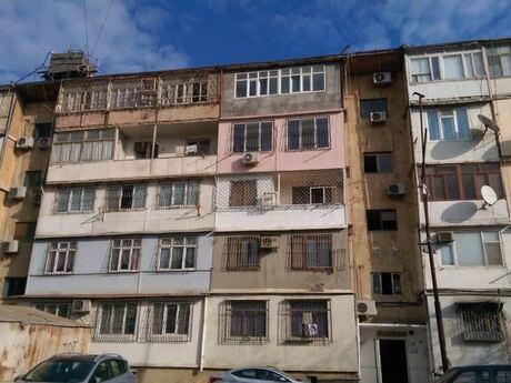 3 otaqlı köhnə tikili - Elmlər Akademiyası m. - 60 m²