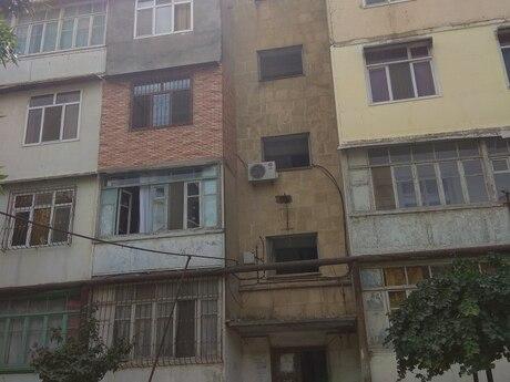 3 otaqlı köhnə tikili - Biləcəri q. - 68 m²