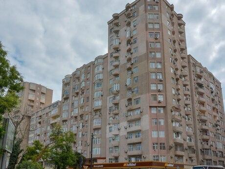 3-комн. новостройка - Насиминский  р. - 160 м²