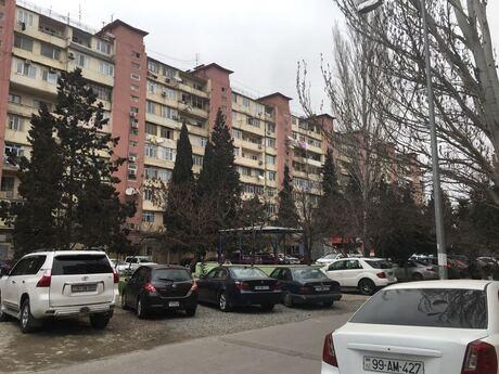 4 otaqlı köhnə tikili - Nərimanov r. - 102 m²