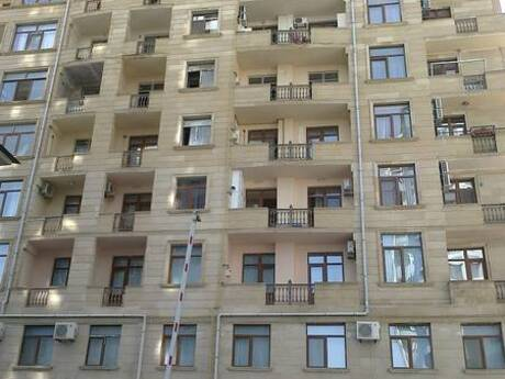 3 otaqlı yeni tikili - Nizami m. - 110 m²