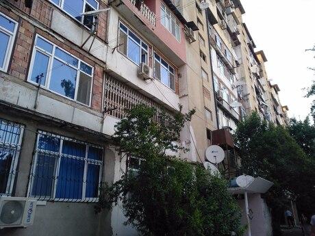 5 otaqlı köhnə tikili - Nəsimi m. - 140 m²