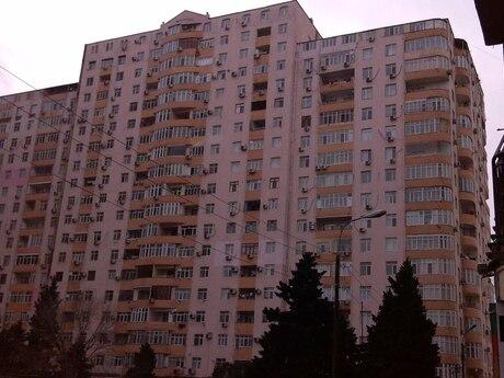 1-комн. новостройка - м. Иншаатчылар - 65 м²