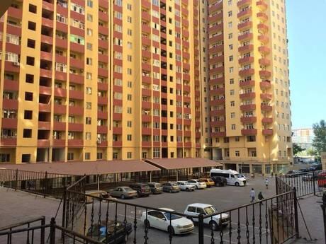 2-комн. новостройка - м. Ахмедлы - 84 м²