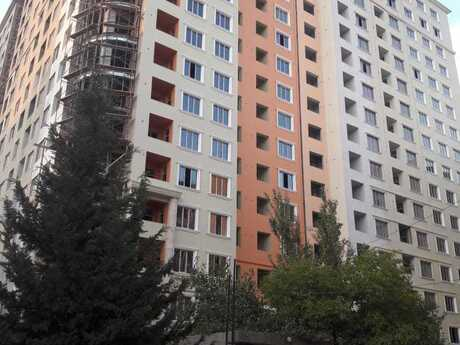 1-комн. новостройка - м. Эльмляр Академиясы - 66 м²