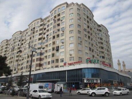 3 otaqlı yeni tikili - Neftçilər m. - 121 m²
