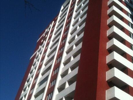 3-комн. новостройка - м. Кара Караева - 106 м²