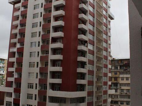 2-комн. новостройка - м. Эльмляр Академиясы - 87 м²