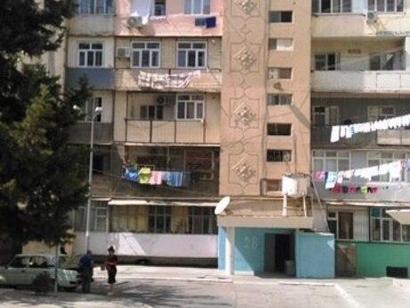 1 otaqlı köhnə tikili - Suraxanı r. - 31 m²