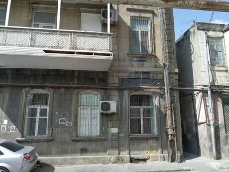 1 otaqlı köhnə tikili - Nizami m. - 40 m²