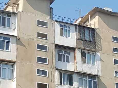 2 otaqlı köhnə tikili - Nəsimi m. - 53 m²