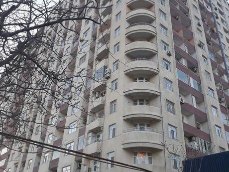 3 otaqlı yeni tikili - Nəriman Nərimanov m. - 130 m²