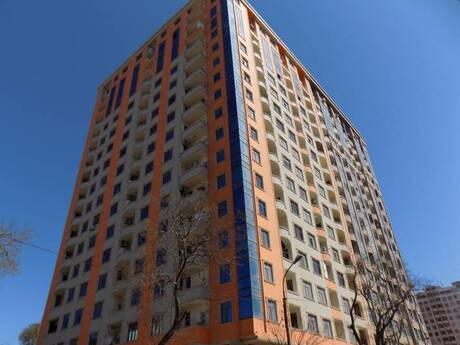 4-комн. новостройка - Насиминский  р. - 145 м²
