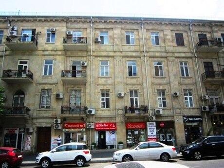 2 otaqlı ofis - Şah İsmayıl Xətai m. - 35 m²