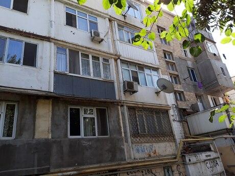 1 otaqlı köhnə tikili - Nizami m. - 31 m²