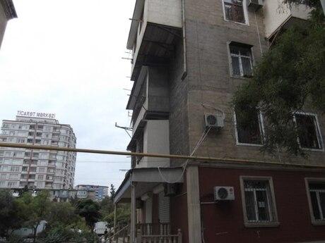2 otaqlı köhnə tikili - Nəsimi r. - 36 m²