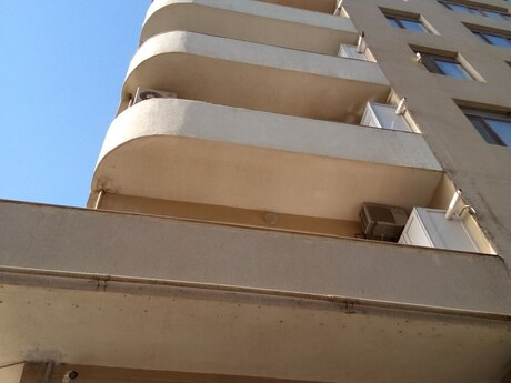 3 otaqlı yeni tikili - Nəsimi r. - 162 m²