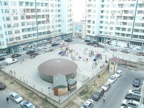 3 otaqlı yeni tikili - Həzi Aslanov m. - 121 m²